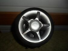 "Maxi Cosi Perle stroller wheel (front double wheel) SIZE 5 3/4"""