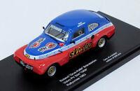 wonderful modelcar VOLVO PV544 1958 Rallycross #101 1983 -red/blue- 1/43 - lim.