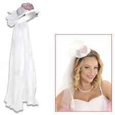 MINI HUT & SCHLEIER Bride to be Hochzeit Junggesellinnenabschied JGA Party 07066