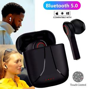 Audifonos Auriculares Bluetooth Inalambricos Touch para iPhone Samsung LG HD*