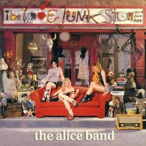 The Alice Band - The  Love Junk Store (CD)