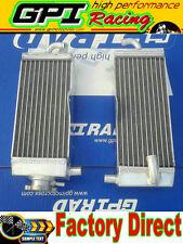 aluminum radiator YAMAHA YZ125 YZ 125 96-01 97 98 99 00 2001 2000 1998 97