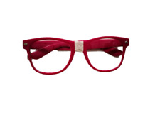 Pink Nerd Glasses, Back to school/Geek Fancy dress accessories