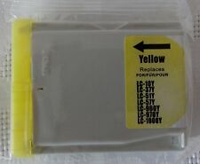 CARTUCCIA COLOR YELLOW/GIALLO PER BROTHER ad esempio lc1000, LC 970, lc960