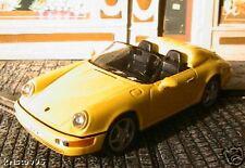 PORSCHE 964 SPEEDSTER 1993 HIGHSPEED 1/43 CABRIOLET NEW