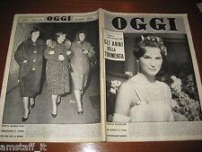 RIVISTA OGGI 1958/51=CAMILLA PALLAVICINI=MARISA ALASSIO=DON LOPER=