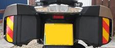 BMW K1600GT Reflective chevron pannier stickers decals
