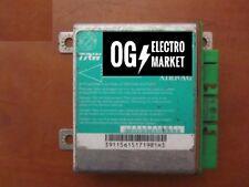 FIAT GRANDE PUNTO SRS AIR BAG RESTRAINT CONTROL MODULE ECU 51795433