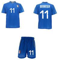 Completo Italia Bonansea Maglia + Pantaloncini FIGC  Mondiali 2019