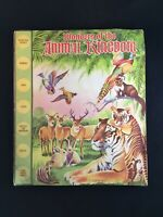 Vintage 1963 Wonders of the Animal Kingdom Complete 400 Sticker Stamp Collection