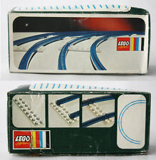 VERY RARE VINTAGE 1974 LEGO SYSTEM 151 TRAIN CURVED TRACK NEW MISB SEALED !