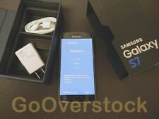 Samsung Galaxy S7 SMG930 32GB Verizon Smartphone - BLACK - NICE