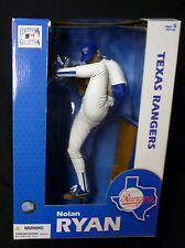 McFarlane Sports MLB Baseball  12 Inch Series 1 Nolan Ryan Ranger Action Figure.
