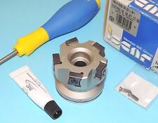 ISCAR TANGMILL 50mm Indexable Face Mill w/ Inserts (F90LN D050-05-22-L-N11)