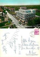 Cartolina di Pinarella (Cervia), hotel e panorama - Ravenna, 1962