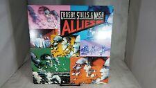 Crosby, Stills & Nash Allies LP Record Album Vinyl, 80075-1 VG+ cNM