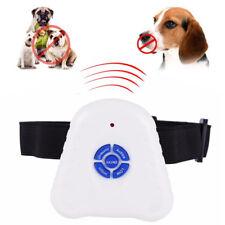Ultrasonic Dog Stop Barking Anti Dog Barking Control Device Collar Deterrent