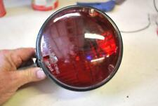 Police Fire Vintage Red Spot Light as Pictured