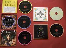 The Child Of Lov - Heal, Fly, Give Me, Promo CD Bundle (Damon Albarn)