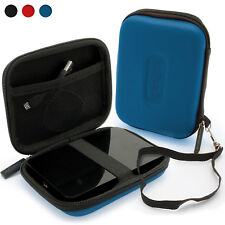 Blue Case Cover for WD My Passport Studio Hard Drive Suitable for 320gb - 640gb