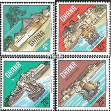 Ghana 306A-309A (compleet.Kwestie.) postfris MNH 1967 Forten