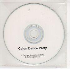 (GI7) Cajun Dance Party, The Next Untouchable - DJ CD