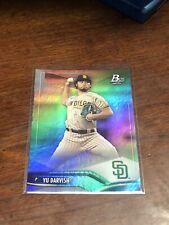 2021 Bowman Platinum Yu Darvish San Diego Padres #42 B34