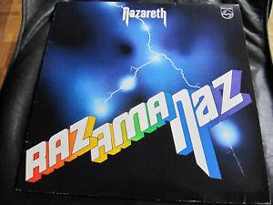 Nazareth  – Razamanaz # Philips – 6303 085  # germany !!