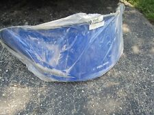 "Polaris Edge blue 12"" windshield new 2873820"