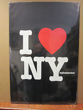 I Love NYmphomaniacs double meaning 2003 poster 7564