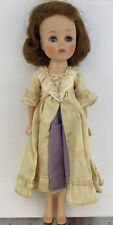 "Vintage Rare Beautiful 1950s Doll by American Character- 1958 👀 10 1/2"" Tall"