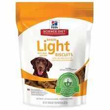 Hill's Science Diet Dog Treats, Baked, Light Dog Snacks, Medium Treats, 8 Oz.