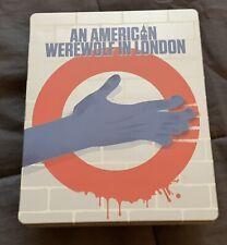 An American Werewolf in London (Blu-ray, Steelbook, 2014, Limited Edition)
