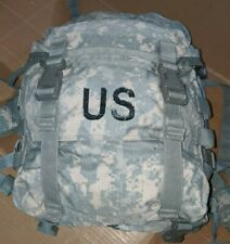US MILITARY MOLLE II PATROL ASSAULT PACK ARMY ACU UCP 3-DAY MISSION BACKPACK