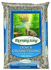 Morning Song 1022449 Dove and Ground Wild Bird Food Bag, 7-Pound, New, Free Ship