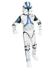 """STAR Wars bambini Clone Trooper Costume Stile 1, grande, età 8-10, altezza 4' 8"""" - 5'"""