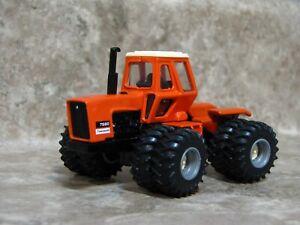 Ertl 1/64 Allis Chalmers 7580 Tractor 4WD Farm Toy Duals