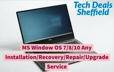 MS Windows 7/8/10 Any Installation Repair Recovery Service