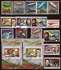 LES COMORES:Histoire de l'aviation et aéronefs   AX 217T1