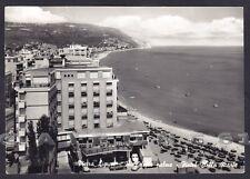 SAVONA PIETRA LIGURE 68 HOTEL STELLA MARIS Cartolina FOTOGR. viaggiata 1963