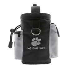 Portable Pet Dog Training Treat Pouch Bait Food Bag & Pooper Bags Dispenser
