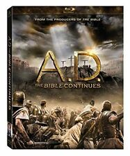Drama NR Rated DVD & The Bible Blu-ray Discs