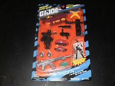 G. I. JOE HALL OF FAME RED BERET WEAPONS ARSENAL HASBRO 1993