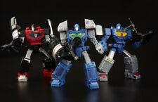 Transformers SIEGE Deluxe Refraktor Reconnaissance Team 3 pack Reflector