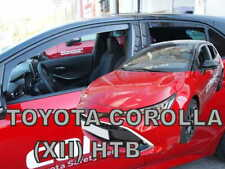TOYOTA COROLLA  2018 -  HATCHBACK 5.doors Wind deflectors  4.pc  HEKO 29660