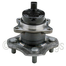 BCA Bearing WE60942 Rear Hub Assembly
