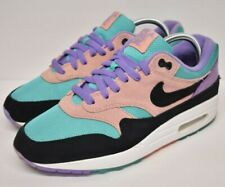 Nike Air Max 1 ND Have A Nike Day Purple Blue Coral BQ8929-500 Size 8