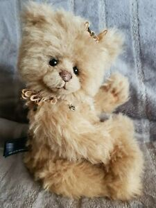 Charlie Bears Concerto. Only 300 made. Mohair and alpaca. 2019. As new.