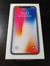 Factory Unlocked **Never opened** Apple iPhone X - 64GB - Space Gray