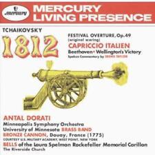Ouvertüre Solonelle 1812/Wellingtons Sieg von LSO,Antal Dorati,MIO (1996)